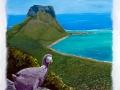 Dodo overlooking Le Morne