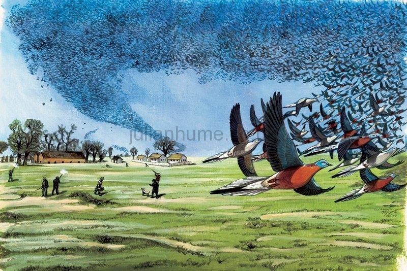 Extinct Birds cover art
