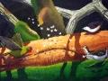 Kiwi Shovel-billed Finch