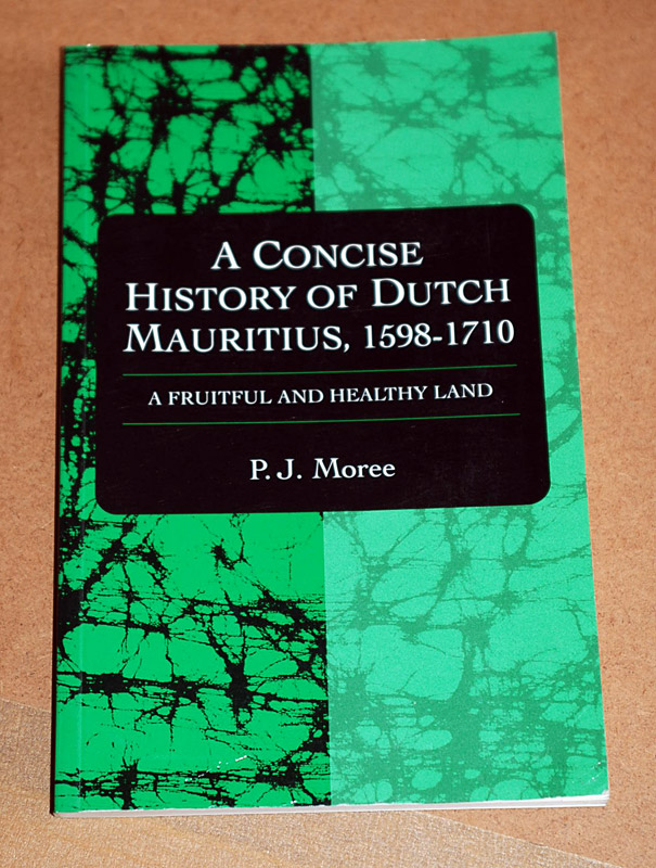 Mauritian Cookbook Cover : A concise history of dutch mauritius « julian hume