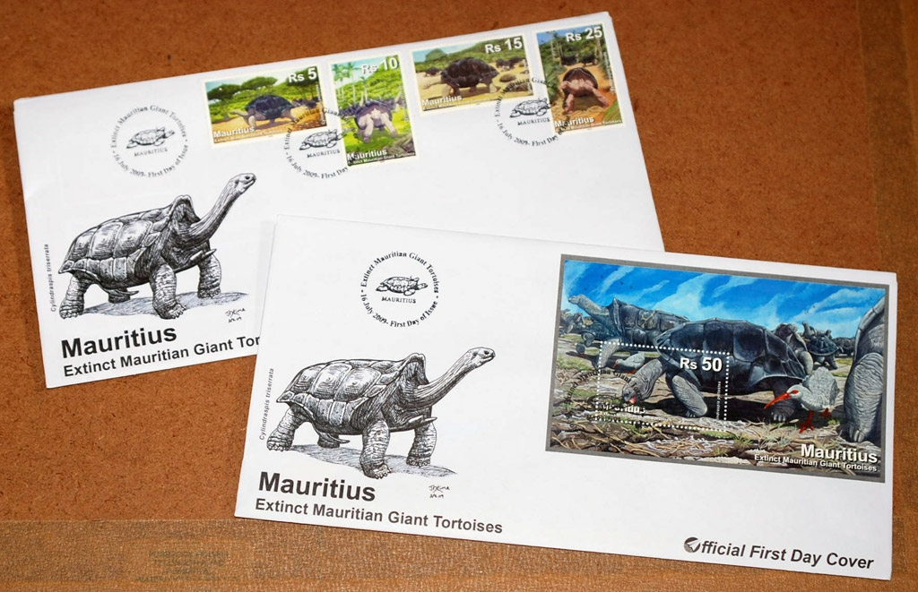Mauritius First Day Covers